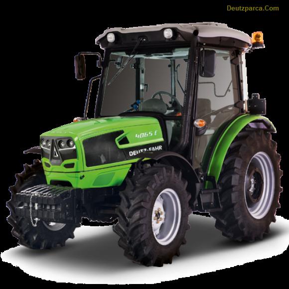 2019 Fiyat Listesi Deutz Traktör